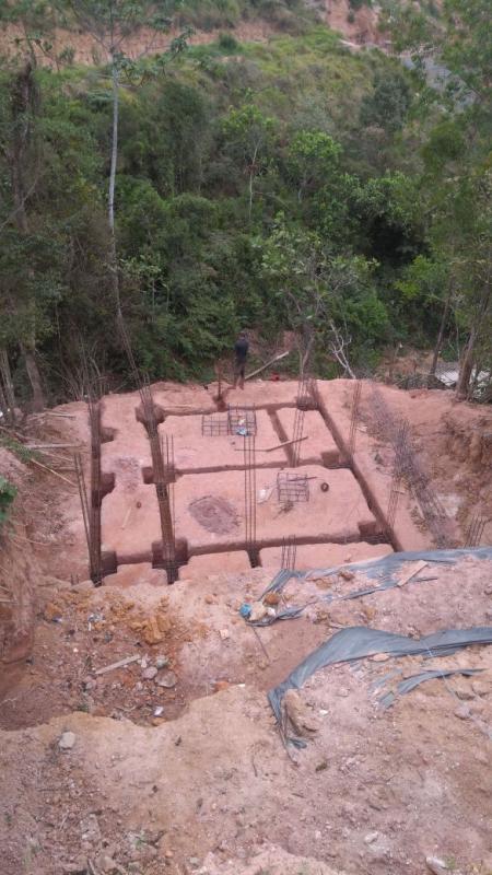 Bombeamento de Concreto Usinado para Fundação Cidade Jardim - Bombeamento de Concreto Usinado para Laje H8