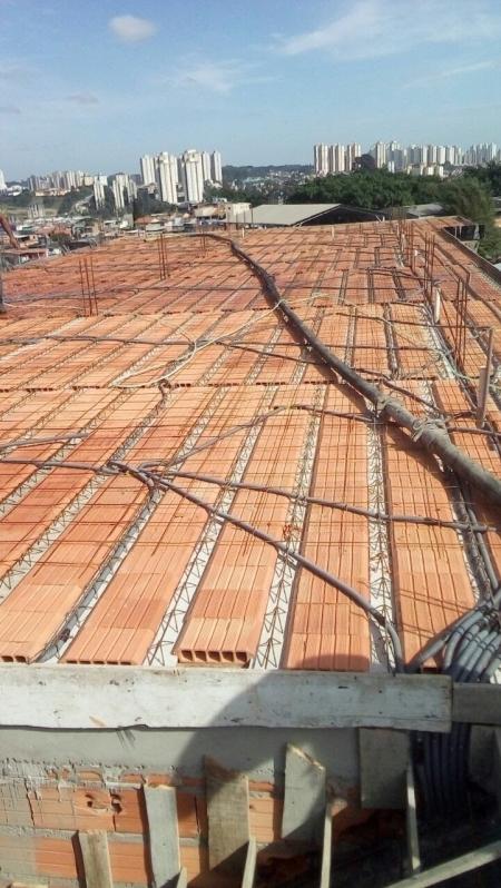 Bombeamento de Concreto Usinado para Laje H8 Campo Grande - Bombeamento de Concreto Usinado para Laje H8