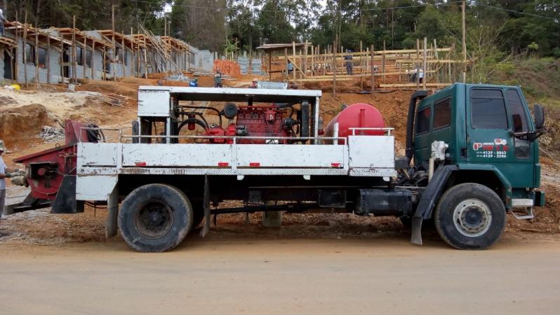 Onde Encontro Aluguel de Bombas de Concreto para Piso Industrial Cidade Jardim - Aluguel de Bombas de Concreto para Construção Civil