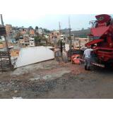 aluguel de bombas de concreto pesado Vila Sônia