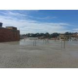 bombeamento de concreto para guias e sarjetas preço Campo Grande