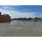 bombeamento de concreto para piso de garagem preço Jardim Ângela
