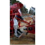 bombeamento de concreto usinado para construção Água Branca