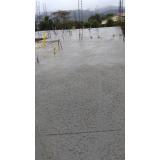 concreto fck 30 para baldrame preço Água Branca