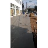 concreto laje pré moldada Vila João Montesano