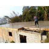concreto para laje de piso Rio Pequeno