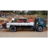 empresa para locação de bombas de concreto para construção civil Água Branca