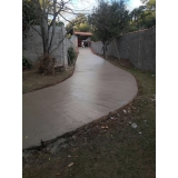 onde encontro aluguel de bombas de concreto para calçada Campo Limpo
