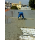 onde encontro concreto armado laje Campo Grande