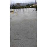 orçamento de concreto fck 25 para laje piso São Domingos