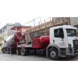 quanto custa bombeamento de concreto usinado para fundação Jaraguá