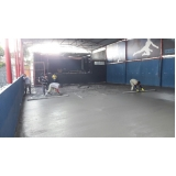 quanto custa bombeamento de concreto usinado para piso de garagem Vila Sônia